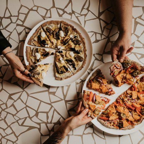 zdrowa pizza białystok